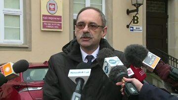 Rzecznik koszalińskiej prokuratury