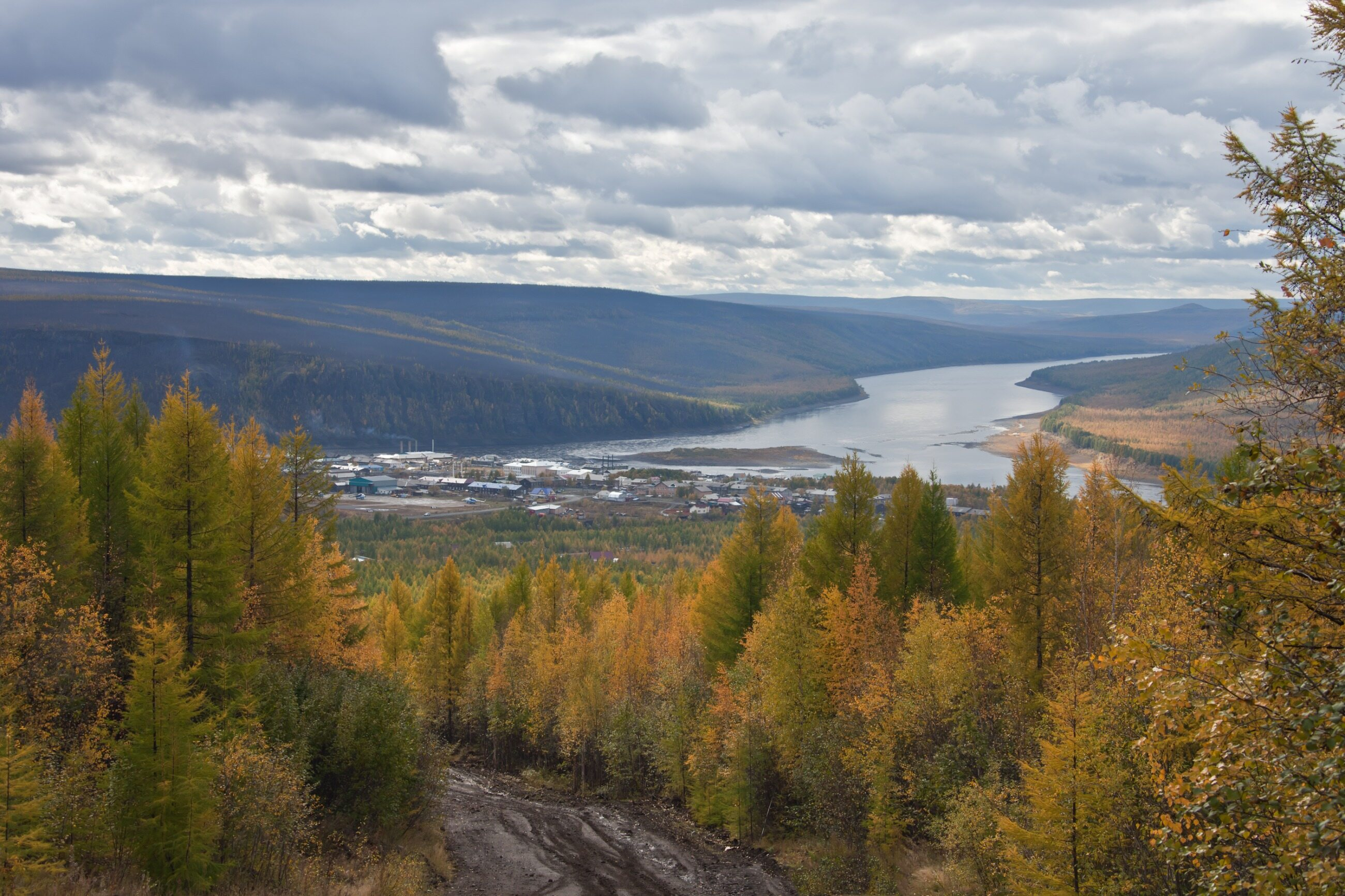 Rzeka Tunguska