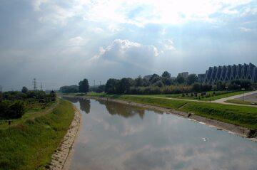 Rzeka Wisłok