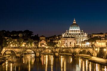 Rzym. Zdjęcie ilustracyjne