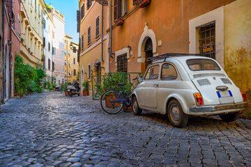 Rzym – zdjęcie ilustracyjne