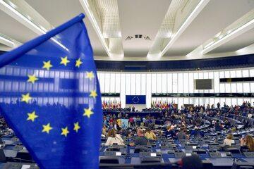 Sala Parlamentu Europejskiego