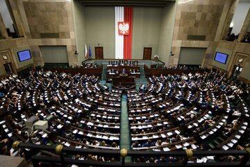 Sala plenarna, Sejm, zdj. ilustracyjne