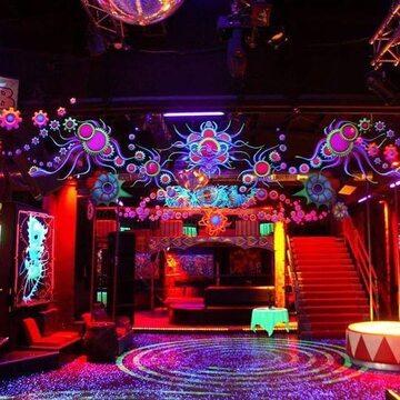Sala w KitKatClub