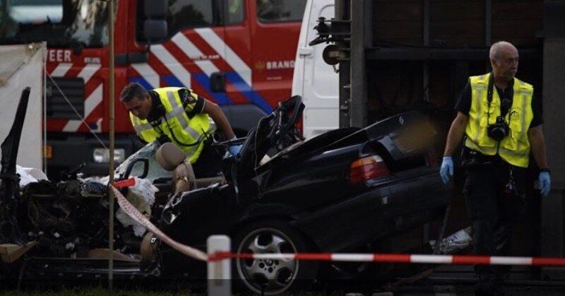 Samobójstwo kierowcy