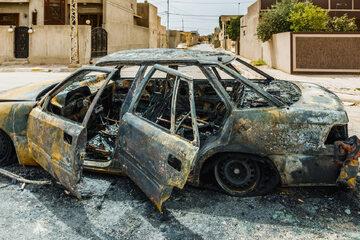 Samochód pułapka, zdjęcie ilustracyjne