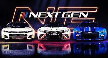 Samochody NASCAR nowej generacji