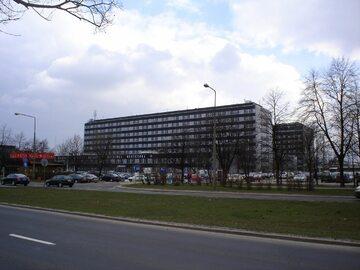Samodzielny Publiczny Centralny Szpital Kliniczny przy ul. Banacha 1a w Warszawie