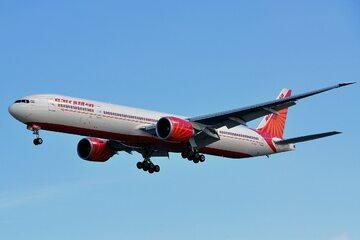 Samolot linii Air India