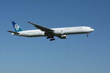 Samolot linii Air New Zealand