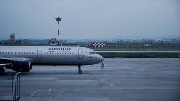 Samolot linii lotniczych Aeroflot
