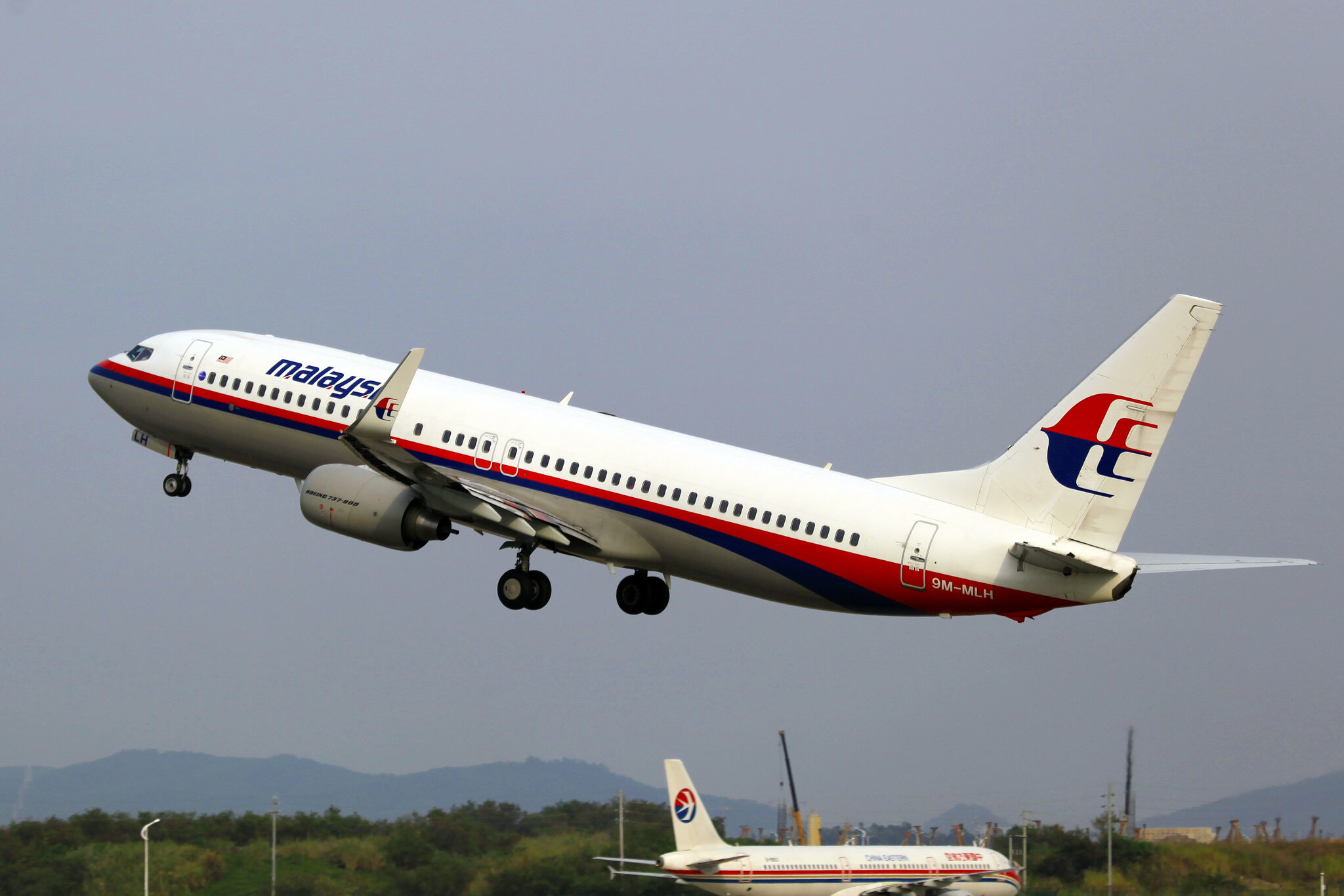 Samolot MH370