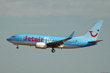 Samolot TUI