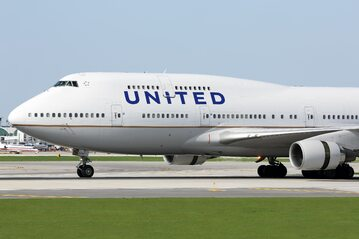 Samolot United Airlines