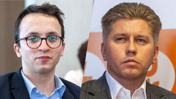Samuel Pereira i Marcin Matczak