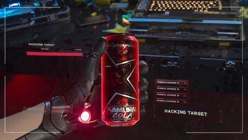 Samurai Cola z gry Cyberpunk 2077
