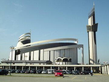 Sanktuarium Bożego Miłosierdzia w Krakowie