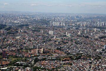 Sao Paulo w Brazylii