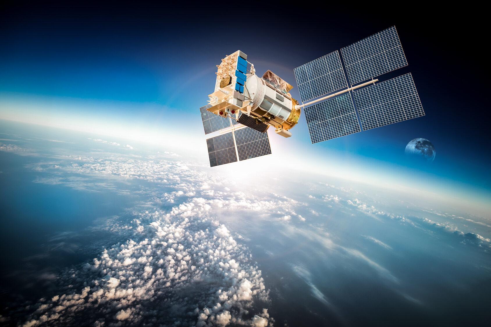 Satelita (zdj. ilustracyjne)