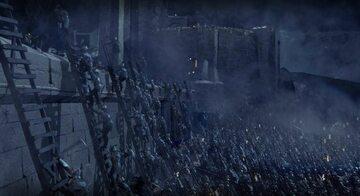 """Scena szturmu orków z """"Władcy pierścieni: Dwie wieże"""""""