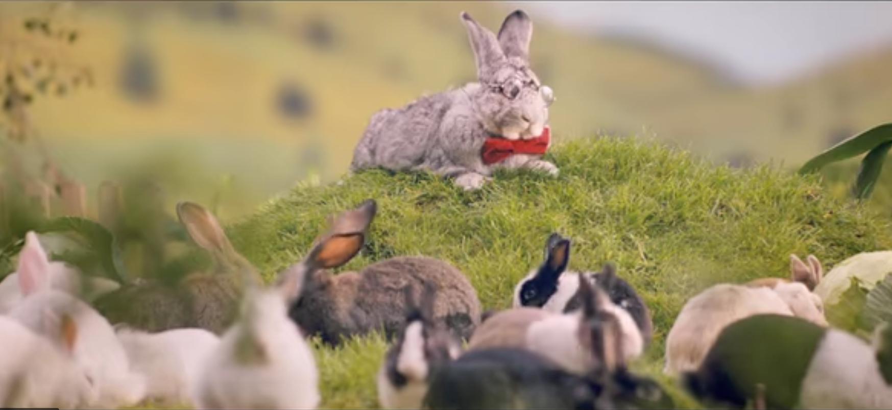 Scena ze spotu reklamowego Ministerstwa Zdrowia