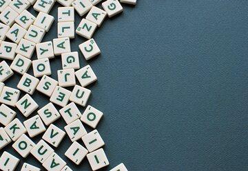 Scrabble, zdj. ilustracyjne