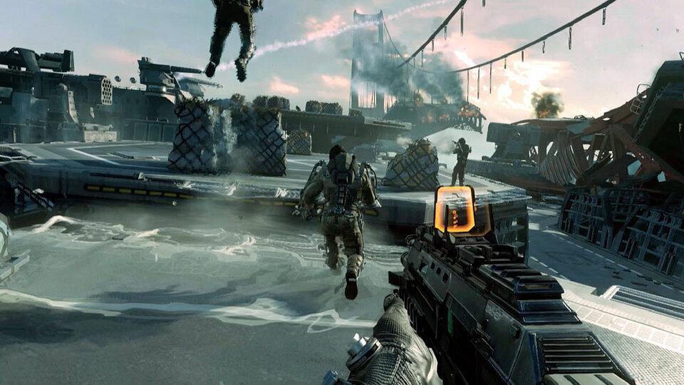Screen z gry Call of Duty: Advanced Warfare