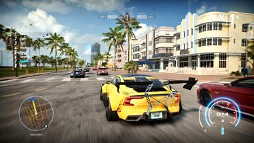 Screen z gry Need for Speed: Heat