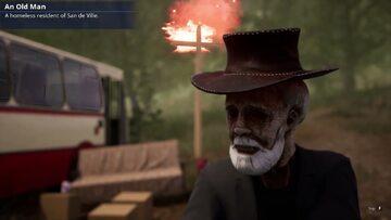 Screen z gry Priest Simulator