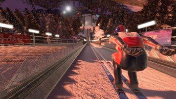 Screen z gry Ski Jumping Pro VR