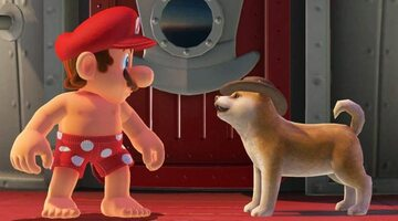 Screen z gry Super Mario Odyssey