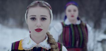"""Screen z nagrania TULIA """"Nieznajomy"""" (Dawid Podsiadło folk cover)"""