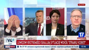 """Screen z programu """"Woronicza 17"""""""