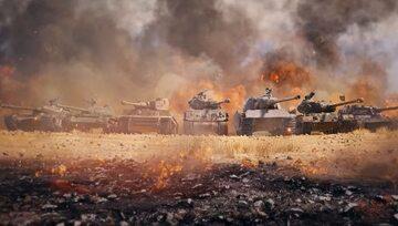Screen z zapowiedzi World of Tanks
