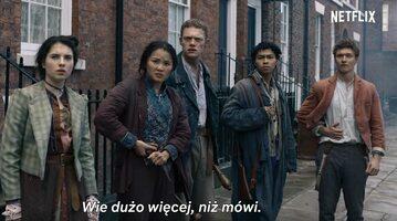 """Screen ze zwiastuna """"Ferajny z Baker Street"""""""