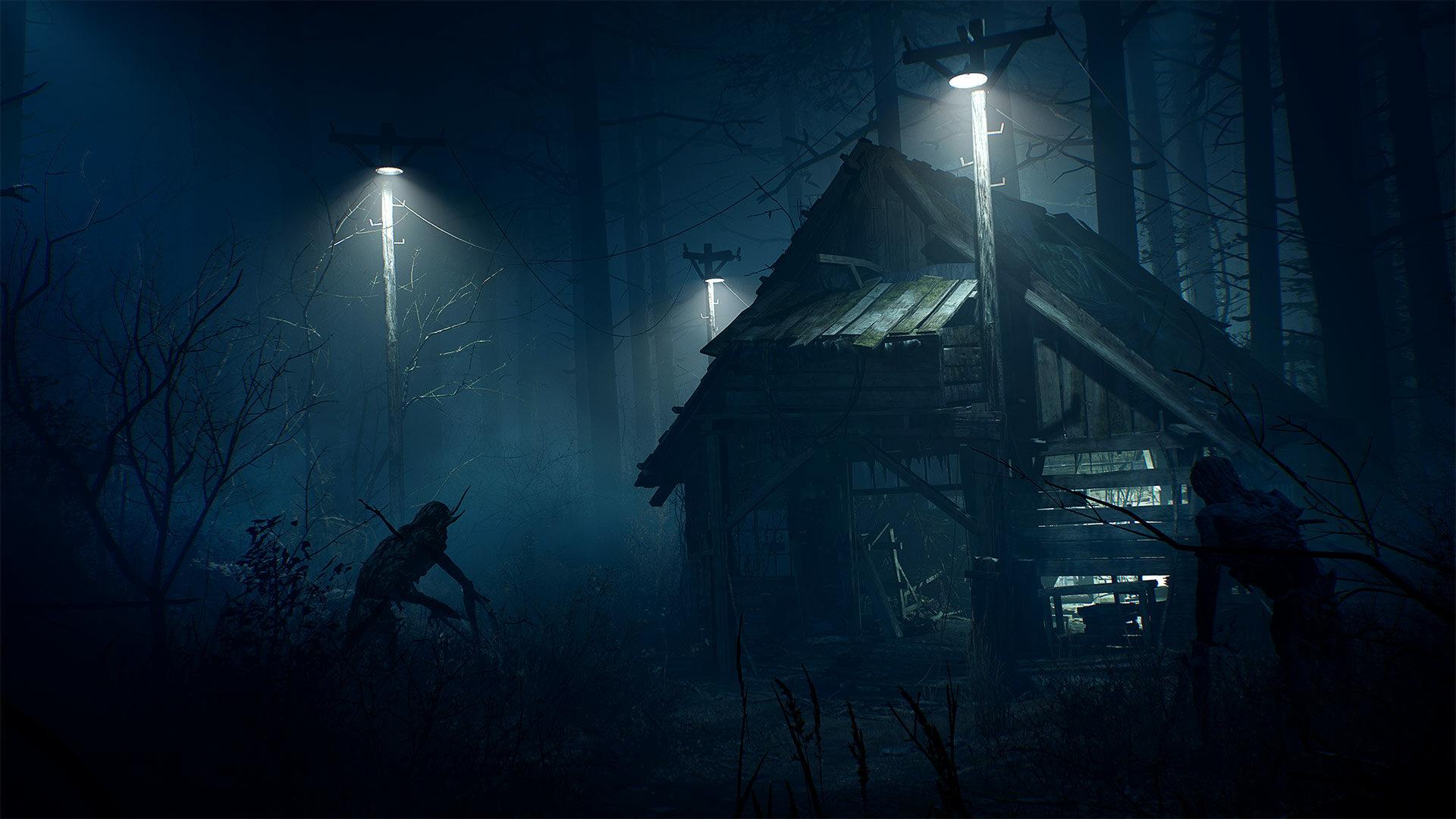 Screenshot z gry Blair Witch