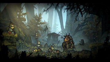 Screeny z gry Tails of Iron