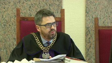 Sędzia Tomasz Borowczak