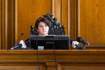 Sędzia Weronika Klawonn