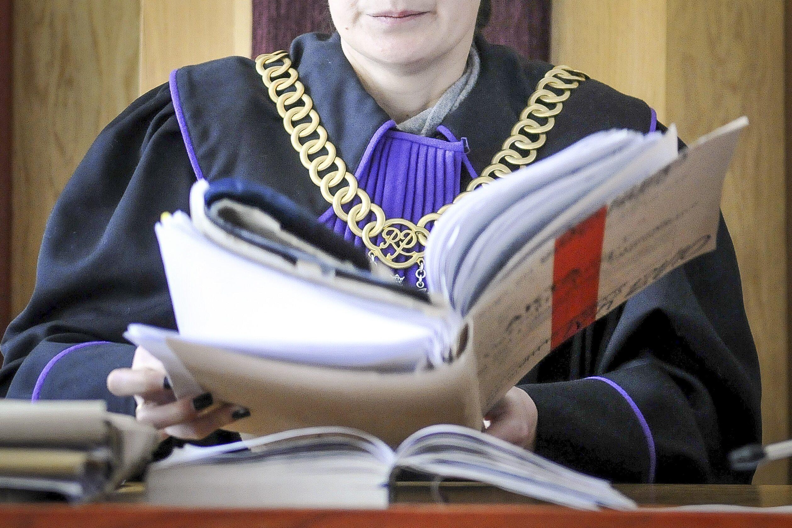 Sędzia, zdjęcie ilustracyjne