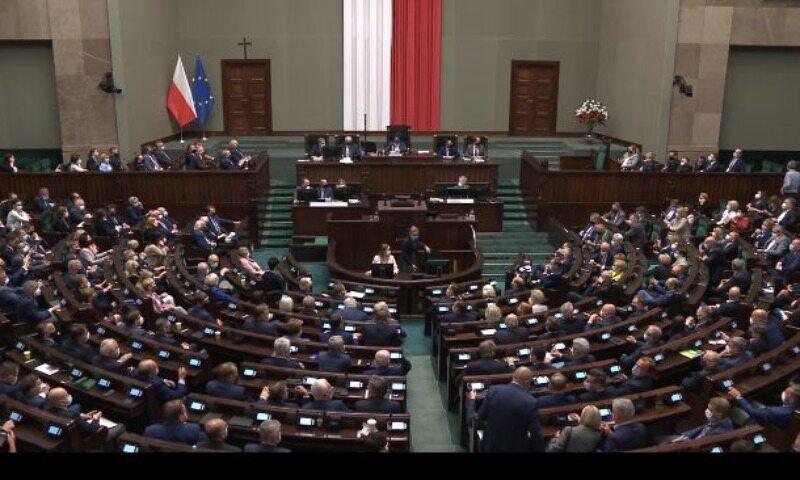 Sejm podjął decyzję ws. stanu wyjątkowego. Wniosek opozycji przepadł