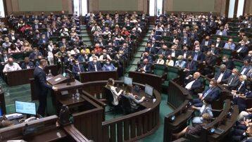 Sejm - 7 lipca