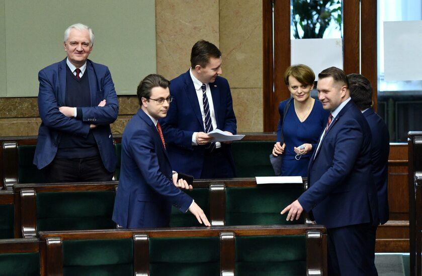Sejm, członkowie klubu PiS
