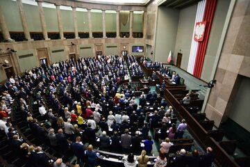 Sejm, rok 2021, zdj. ilustracyjne