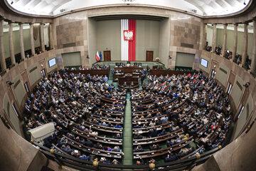 Sejm, zdj. ilustracyjne