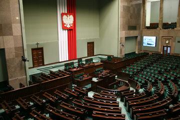 Sejm, zdjęcie ilustracyjne
