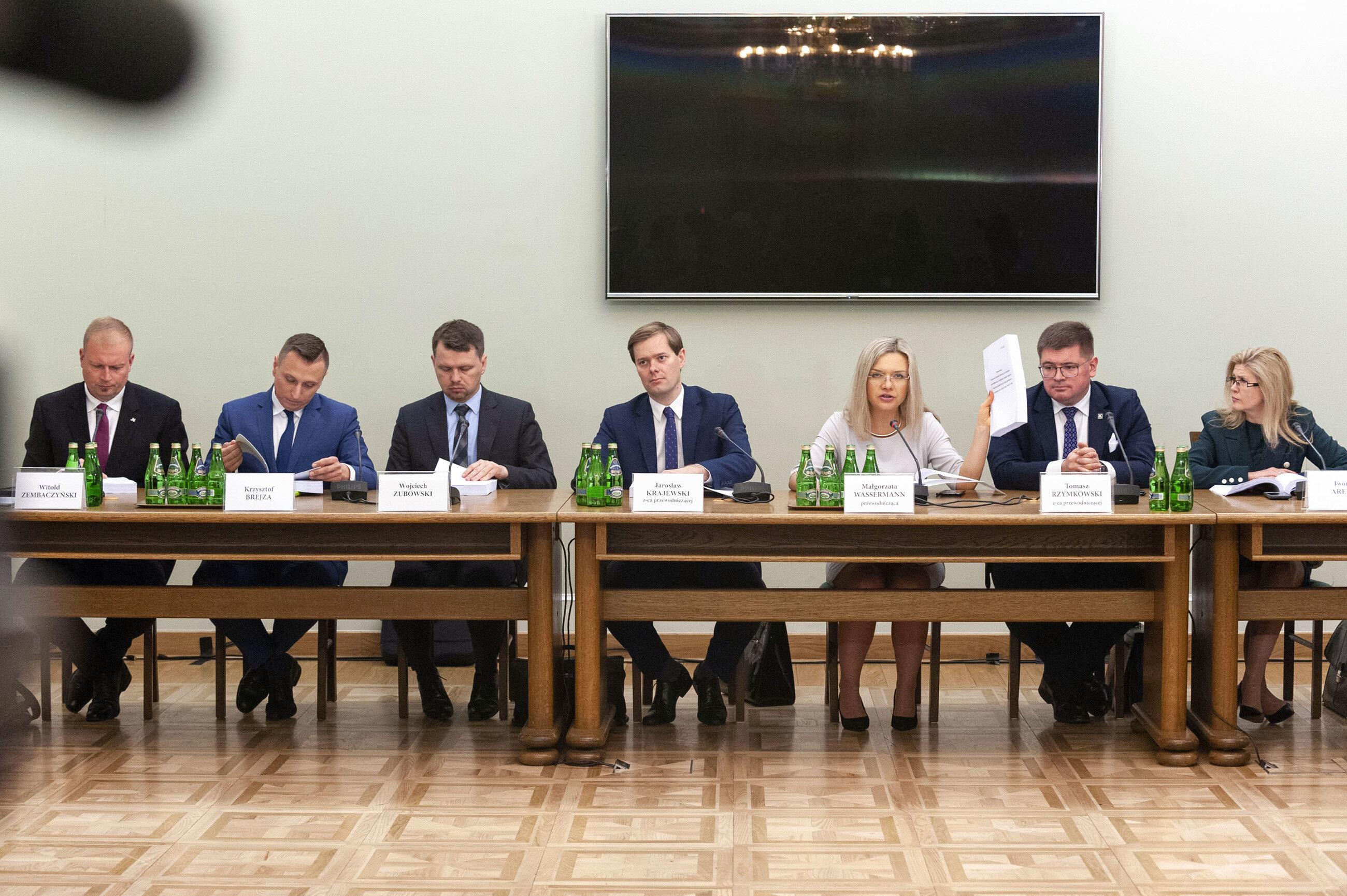 Sejmowa komisja ds. Amber Gold