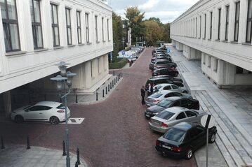 Sejmowy parking