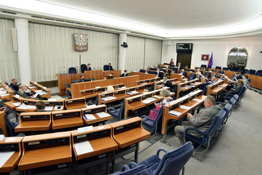 Senat, zdj. ilustracyjne