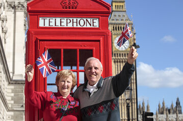 Seniorzy w Wielkiej Brytanii, zdjęcie ilustracyjne